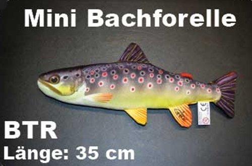 Gaby Kuscheltier Forelle 35cm Fisch Plüschtier Stofftier Stofffisch Kissen NEU Stofftiere