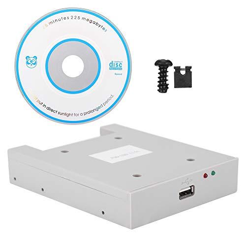 Garsent FDD-UDD U144 1,44 MB USB-SSD-Diskettenlaufwerksemulator, 3,5-Zoll-Diskettenlaufwerksschnittstelle für Industrieregler
