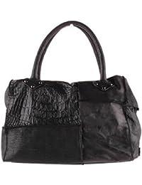 Sac à main pour femme - Mjus - Color noir - 151578-0201-0001 Haute qualité 30x38x15 cm