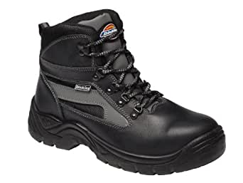 10 UK Black Dickies Fa23500 Severn S310B Severn S3 Safety Boots S3 10 UK 44
