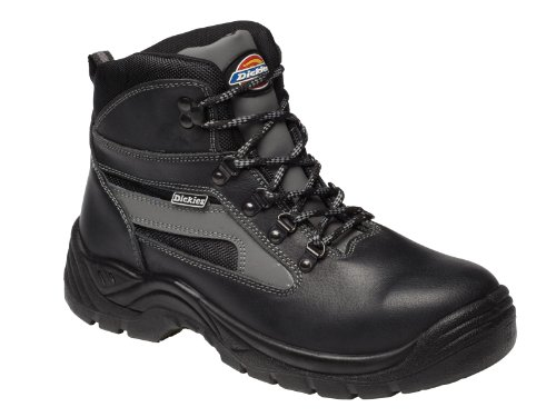 Dickies Severn S3 Super Safety Boot Lightweight & comfortable Steel Toe Cap...