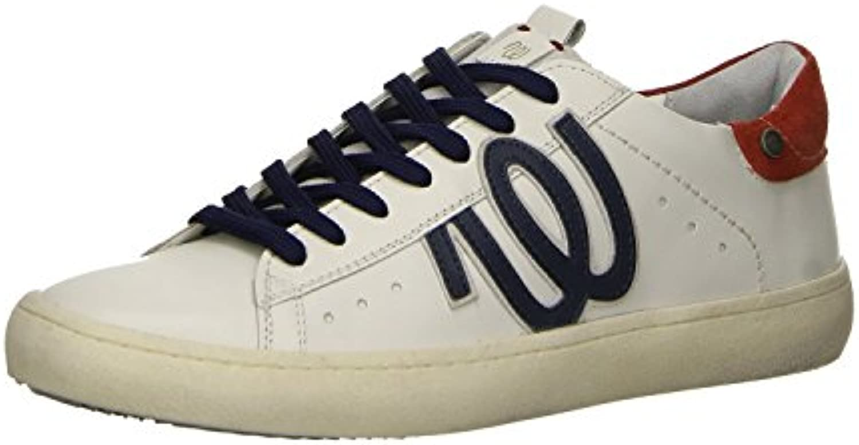 Mr.   Ms. Baskets Clever biancahes - 40, Bianco Aspetto elegante Fornitura sufficiente Moda scarpe versatili | Exquisite (medio) lavorazione  | Sig/Sig Ra Scarpa