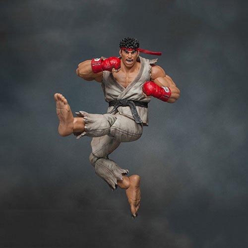 Preisvergleich Produktbild Street Fighter V Ryu Storm Collectibles Action-Figur