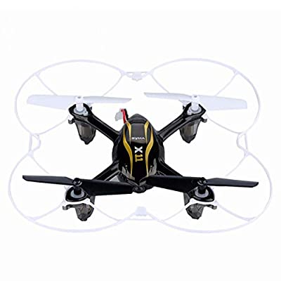 Remote Control Quadcopter X11C Equipped With 2.0MP HD Camera 2.4G 4-Channel 6-Axis Gyroscope Drone