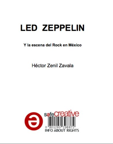 Led Zeppelin y la Escena del Rock en Mexico