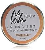 We love the planet WLTPDCOO48 desodorante Mujeres Desodorante en crema - Desodorantes (Mujeres, Desodorante, Desodorante en crema, Caja, Piel normal, 48 g)