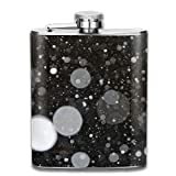 wonzhrui Water Flask Illusion Art Gifts Top Shelf Flasks Stainless Steel Flask