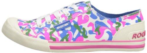 Rocket Dog Jazzin, Sneaker donna rosa (Pink By Number)