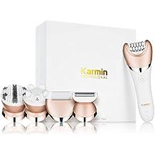 Karmin IG114505 - Depiladora inalambrica uso en seco y humedo