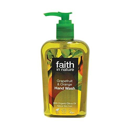 Faith | Grapefruit & Orange Hand Wash | 5 x 300ml