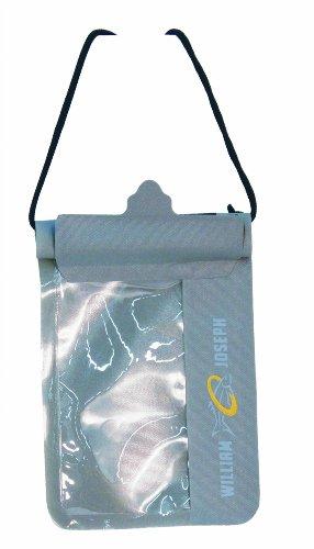 William Joseph Ripple Dry Bag, Unisex-Erwachsene, braun, 11x8x5-Inch Dry Wader Bag