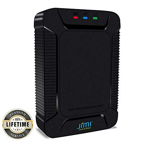JIMI X3 GPS Tracker Localizador GPS+AGPS Real Time Protección Antirrobo, Rastreador GPS...