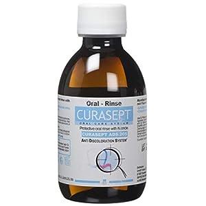 Curaprox Curasept ADS 205 Mundspülung 0.05% CHX + 0.05% F, 1er Pack (1 x 200 ml)