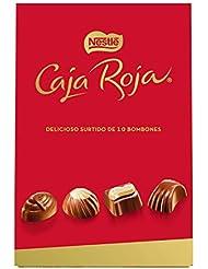 Nestlé Caja Roja Bombones de Chocolate - Bolsa 100g