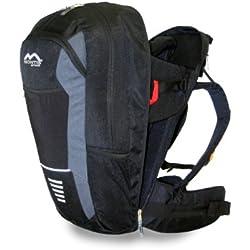 MONTIS WALK, mochila portabebés hasta un máx. de 15 kg