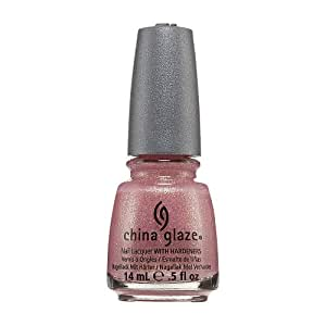 CHINA GLAZE Sea Goddess Nail Lacquers with Hardeners - Wish On A Star Fish