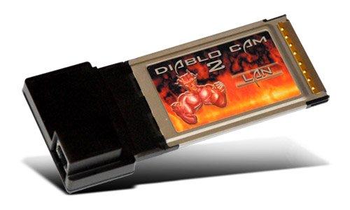 Diablo Cam2 LAN Kartenleser für Conax und DigiCrypt -