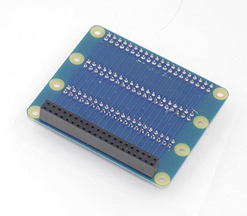 LaDicha Raspberry Pie 2/3 Raspberry PI drehen DREI GPIO Erweiterung Board Steckbrett DIY Experiment senden Schraube