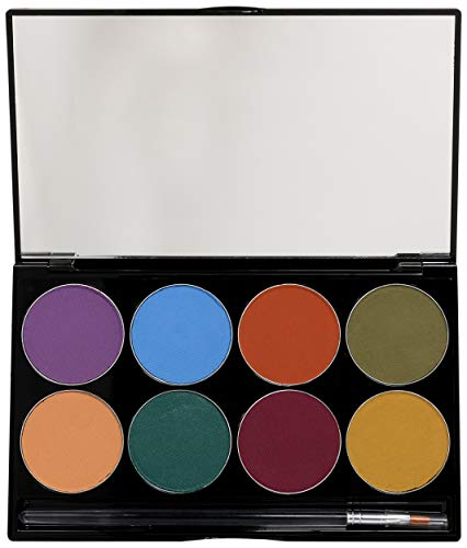 Paradise 8 Color Palette/face Paint Kit (Nuance)