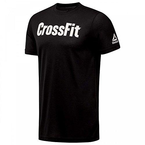 Reebok RC Fef Speedwick Camiseta, Sin género, Negro, S