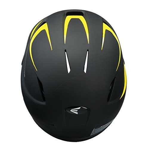 Easton Aufkleber-Set Stealth und Natural Serie Helme, Texas-Orange -