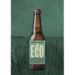 Pardao cerveza artesana ECOLÓGICA pack de 6 x 33cl. Botella de vidrio.