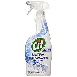 Cif Ultra Anticalcare per Bagno – 750 ml