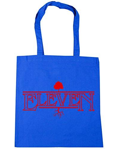 hippowarehouse-eleven-sport-sac-shopping-sac-de-plage-42-cm-x38-cm-10-litres-bleu-taille-unique