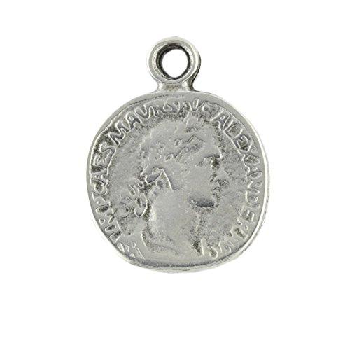 Anhänger Münze Antik Silber 1 (Antik-silber-münzen)