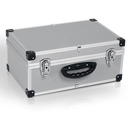 Aluminium Koffer für 60 CDs PRM1010760