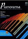 pianorama volume 2b 1 cd