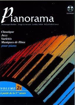 Pianorama Volume 2b (+ 1 cd)