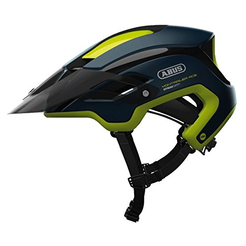 Abus MonTrailer ACE MIPS Fahrradhelm, Midnight Blue, M