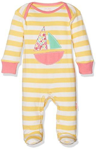 Kite Baby Girls' Sailing Sleepsuit