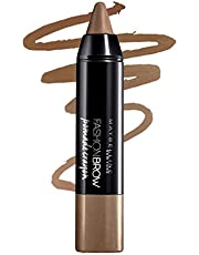Maybelline New York Fashion Brow Pomade, Soft Brown, 1.5g