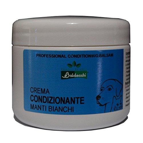 Baldecchi Crema condizionate Manti Blancos-Acondicionador