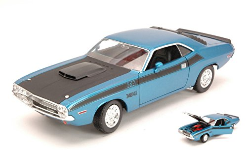 welly-we4029bl-dodge-challenger-t-a-1970-blue-black-124-auto-stradali