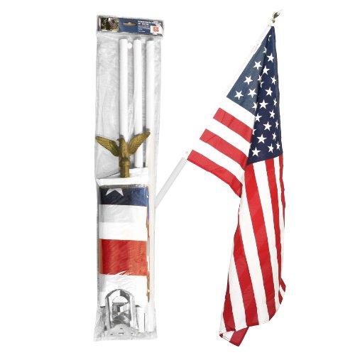 Online Stores USA Wohnflaggen-Set
