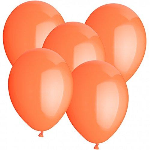50 ballons en latex Ø 30 cm Saumon