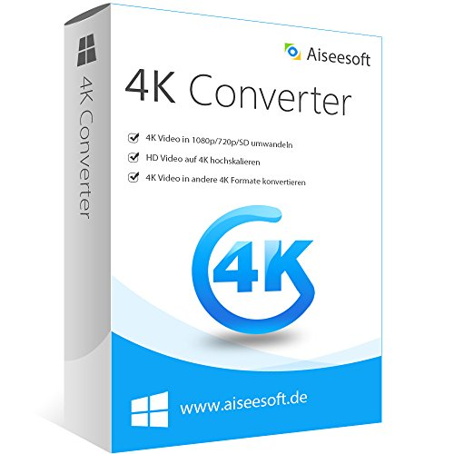 4K Converter Win Vollversion (Product Keycard ohne Datenträger)