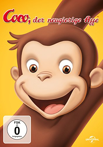 Coco - Der neugierige Affe (Affe Des Jahr)