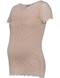28e4dba5 Amazon.co.uk: Off-White - Tops & Tees / Maternity: Clothing