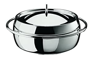 spring 2622460620 fromage inox fondue topf 20 cm k che haushalt. Black Bedroom Furniture Sets. Home Design Ideas