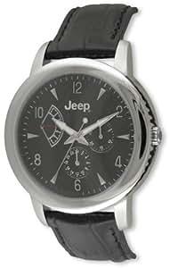 Jeep - JP98/C - Montre Homme - Quartz - Analogique - Bracelet Cuir