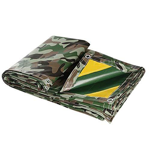 HH- Bâches Bâche De Camouflage Imperméable Robuste, Couverture De Bâche De Sol Épaisse De Bâche for Hamac, Piscine, Jardin, Voiture - 450g / (Size : 3×4m)