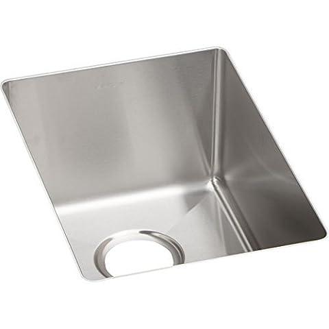 Elkay ECTRU12179 Crosstown Single Bowl Undermount Kitchen Sink, Stainless Steel by Elkay