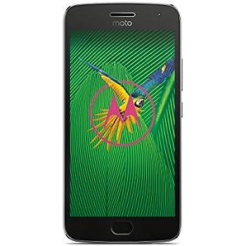 "Lenovo Moto G G5 Plus SIM única 4G 32GB Gris - Smartphone (13,2 cm (5.2""), 32 GB, 3 GB ram, 12 MP, Android, 7, Gris)"