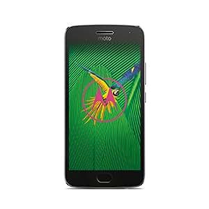 Lenovo Moto G5 Plus Smartphone (13,2 cm (5,2 Zoll), 32 GB, Android) Lunar Grey