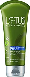 Lotus Professional PhytoRx Daily Deep Cleansing Face Wash, 80g