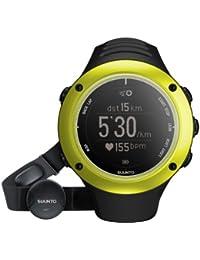 Suunto Ambit2 S (HR) - Reloj con GPS integrado, color lima / negro